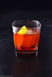 campari cocktails boulevardier vsop cocktail recipe kitchen swagger
