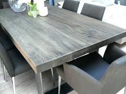 amazing of grey wash dining table with weathered gray designs 18
