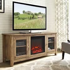 Corner Fireplace Tv Stand Entertainment Center by Electric Fireplaces Fireplaces The Home Depot