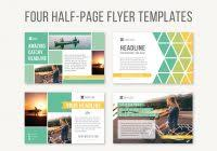 one page brochure template one page brochure template future templates