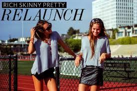 fashion rich skinny pretty a diego and los angeles style