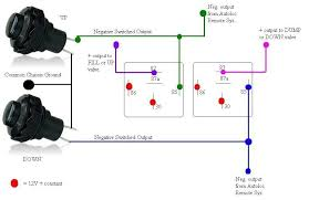 relay wiring and such help street source the ultimate custom