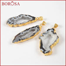 Aliexpress Com Buy German Online European Antique Rose Gold Jade Online Buy Wholesale Sliced Geodes From China Sliced Geodes
