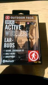 Outdoor Tech Outdoor Technology Orcas Wireless Bluetooth Earbuds Review