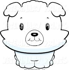 how to draw a puppy step 5 1 clip art library