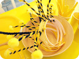bumble bee party favors bumble bee party antennae craft bumble bee party ideas
