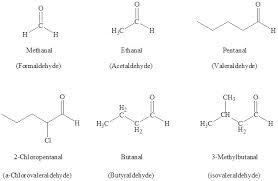 nomenclature of aldehydes and ketones organic compound chemistry