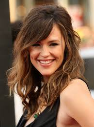 2017 easy culy hairstyles for long hair with side bangs for black