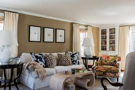 Wellesley Colonial Contemporary Living Room Boston By - Colonial living room design