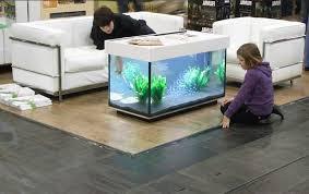 m bel f r wohnzimmer couchtisch aquarium die einzigartige möbel für wohnzimmer ideen
