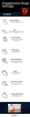 gold engagement ring setting only best 25 engagement ring settings only ideas on ring