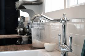 Country Style Kitchen Faucet Faucet Dsc 0783 How To Create Glam Country Farmhouse Kitchen Brizo