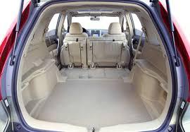 honda crv interior dimensions officially official 2007 honda cr v autoblog