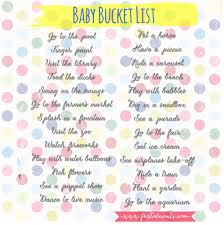 Things To Do With Your Family On The Summer Baby List