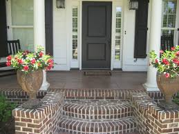 architecture glamorous brick front porch steps thinkter home with