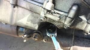 triumph daytona 675 06 08 how to remove oxygen o2 sensor and