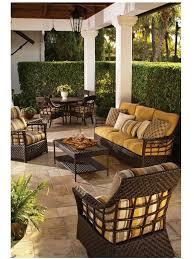 Discount Patio Furniture Orlando by Classic Backyard Decoration With Orlando Wicker Backyard Furniture