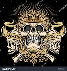 gothic coat arms skull grungevintage design stock vector 541105642 gothic coat of arms with skull grunge vintage design t shirts
