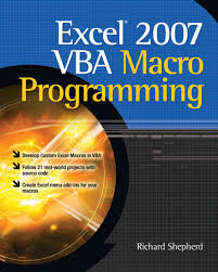 excel 2007 vba macro programming by kara issuu