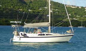popular cruising yachts from 30 to 35 feet 9 1m to 10 7m long