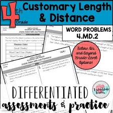 customary measurement word problems inches feet yards