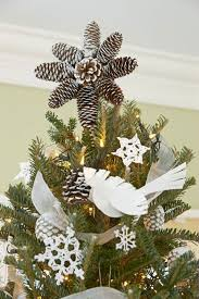 Retro Christmas Tree Toppers - 40 unique christmas tree decorations 2017 ideas for decorating