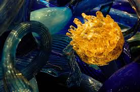 Chihuly Glass Chandelier Chihuly Glass And Garden Seattle Washington Adele M Buttolph