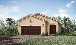 Single Story House Baxter One Story House In Tamarac U2013 Manor Parc 13th Floor Homes