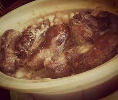 cuisiner un cassoulet cassoulet au confit de canard express la cuisine d une pin up