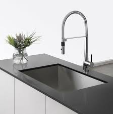 28 inch kitchen sink kraus khu29 28 1 2 inch single bowl stainless steel kitchen sink