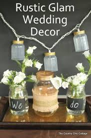 Vintage Wedding Centerpieces Diy Wedding Decorations Vintage Wedding Centerpieces Rustic Glam