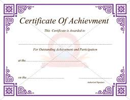 best 25 certificate of recognition template ideas on pinterest