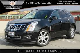 cadillac srx performance package sold 2013 cadillac srx performance collection in fullerton
