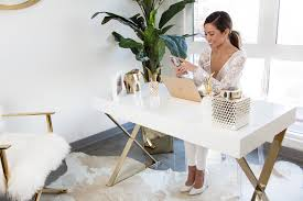 a sneak peak into my new home office mywhitet