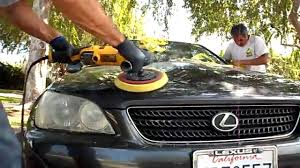 lexus es330 hood color sand u0026 polish to remove oxidation on hood of lexus youtube