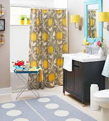 yellow and grey bathroom decorating ideas bathroom decorating ideas gray and yellow house decor picture
