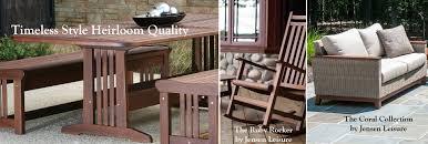 Wood Patio Furniture Patio Furniture Statuary World