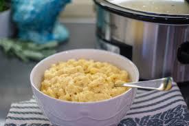 slow cooker mac n u0027 cheese u2013 real u0027s kitchen