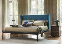 Modern Super King Size Bed Porada Ziggy Bed Porada Furniture London