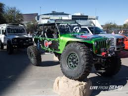 Our Favorite 4x4s From Sema Drivingline