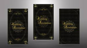 how to design invitation card in photoshop luxury wedding invitation card design photoshop wedding card