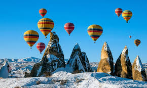 Seeking Balloon Daily Cappadocia Tours And Excursions Haqqi Tours