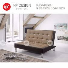 two seater sofa bed selling cny limited 20unit mf design raymond sofa bed 2 seater
