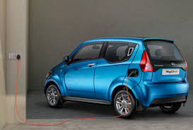 Mahindra Reva E20 Interior Latest Electric Cars In India Gallery Mahindra E2oplus