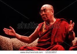 dalai lama spr che aucklandapril 1014th dalai lama tibet giving stock photo 121919857