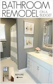 Best  Cheap Bathroom Remodel Ideas On Pinterest Diy Bathroom - Bathroom updates