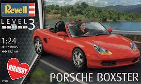 model porsche boxster 1 24 porsche boxster model kit rev 07690 revell