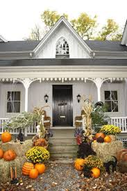 Cheap Harvest Decorations Outside Halloween Decor Halloween Decorations To Make At Home