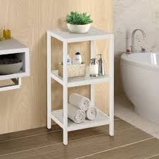 Wall Mounted Bathroom Shelving Units by Ideas Bathroom Shelving Units Inside Leading Bathroom Ideas For