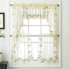 24 Inch Kitchen Curtains Kitchen Tier Curtains Teawing Co